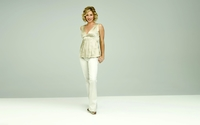Christina Applegate in white pants wallpaper 1920x1200 jpg