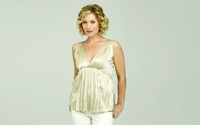 Christina Applegate with blonde curly hair wallpaper 1920x1200 jpg