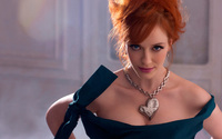 Christina Hendricks wallpaper 2560x1600 jpg