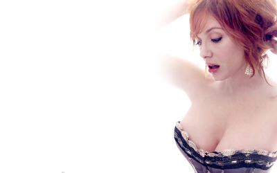 Christina Hendricks [2] wallpaper
