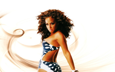 Christina Milian [2] wallpaper