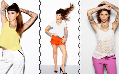 Christina Perri [4] wallpaper