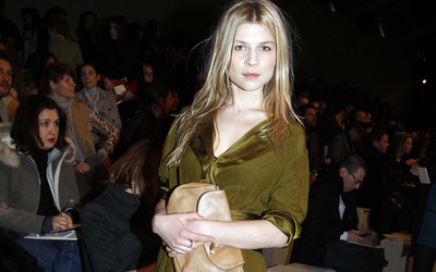 Clemence Poesy [12] wallpaper