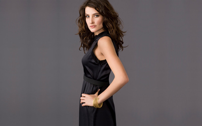 Cobie Smulders [2] wallpaper
