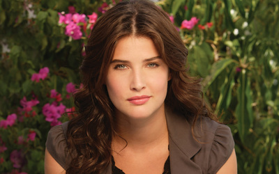 Cobie Smulders [4] wallpaper