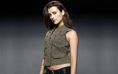 Cote de Pablo [3] wallpaper