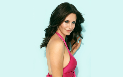 Courteney Cox [2] wallpaper