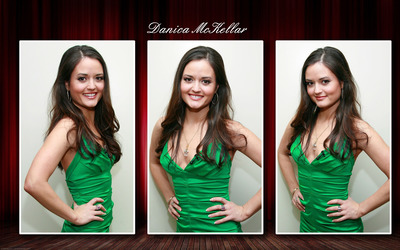 Danica McKellar [2] wallpaper