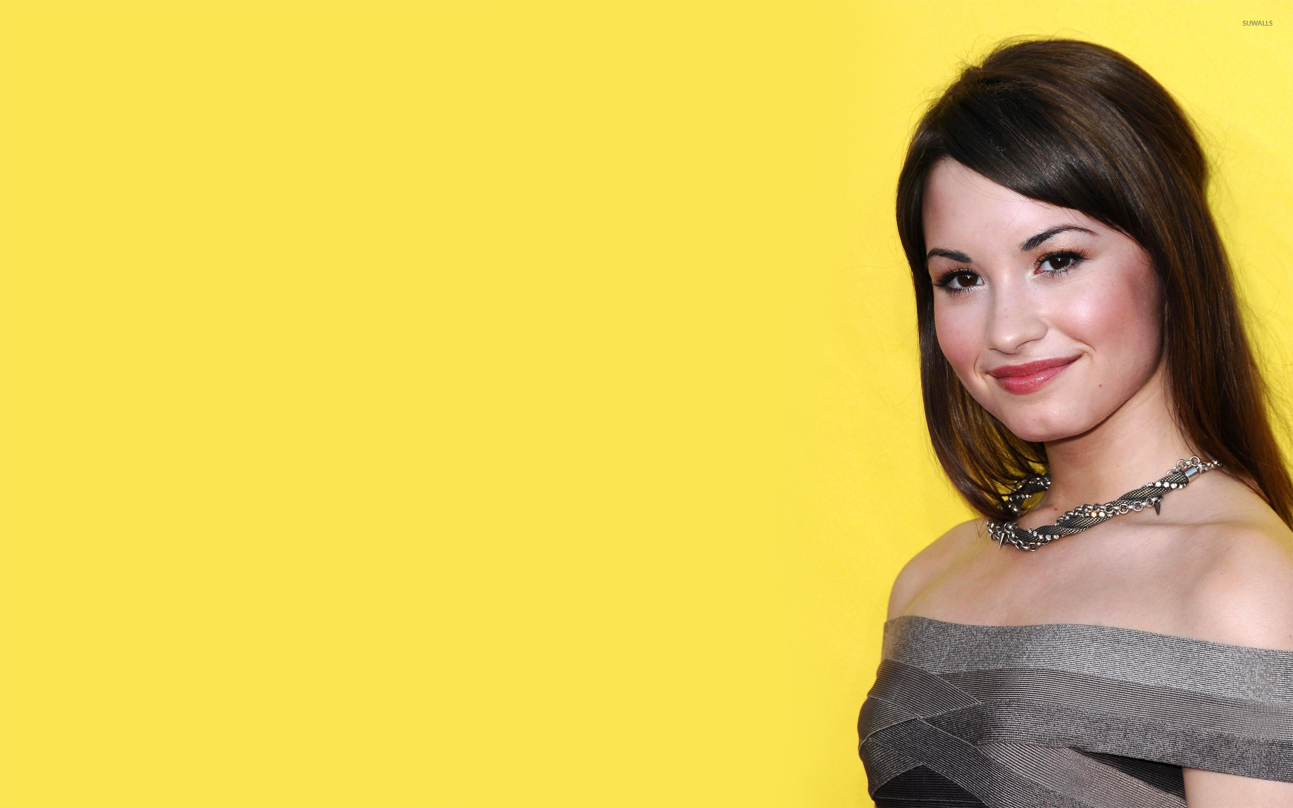 demi lovato [18] wallpaper - celebrity wallpapers - #6273