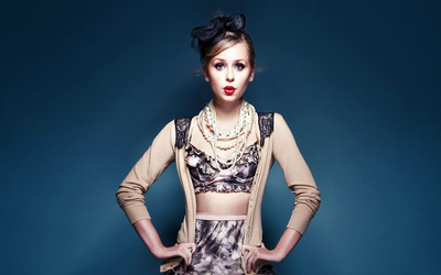 Diana Vickers [2] wallpaper