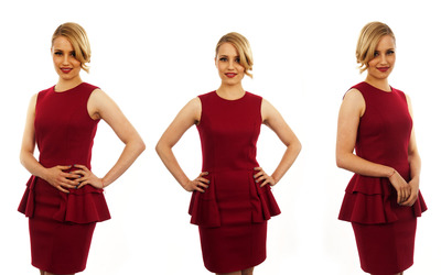 Dianna Agron [14] wallpaper