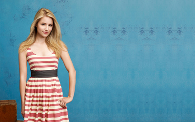 Dianna Agron [4] wallpaper