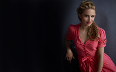 Dianna Agron [2] wallpaper