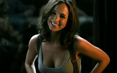 Eliza Dushku [2] wallpaper