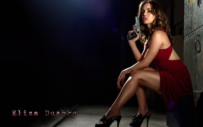 Eliza Dushku [3] wallpaper