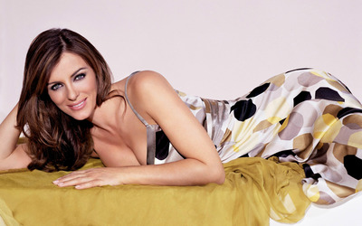 Elizabeth Hurley [3] wallpaper
