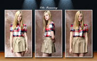 Elle Fanning [2] wallpaper 2560x1600 jpg