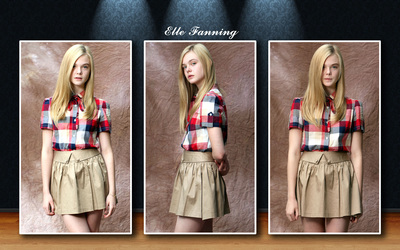 Elle Fanning [2] wallpaper