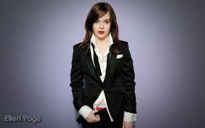 Ellen Page [3] wallpaper