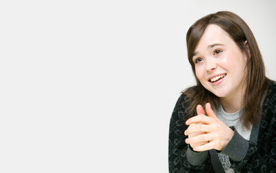 Ellen Page [10] wallpaper