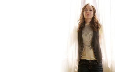 Ellen Page [16] wallpaper
