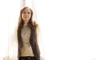 Ellen Page [15] wallpaper