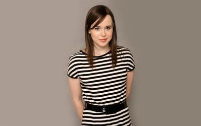 Ellen Page [4] wallpaper