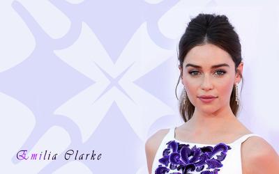 Emilia Clarke [9] wallpaper