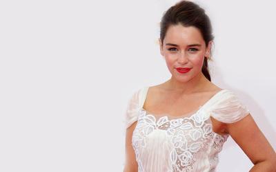 Emilia Clarke [6] wallpaper
