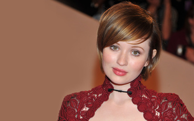 Emily Browning [2] wallpaper