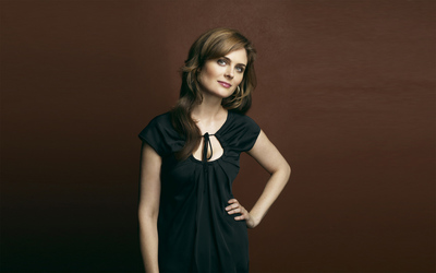 Emily Deschanel [2] wallpaper
