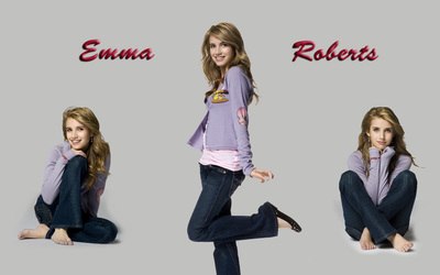 Emma Roberts [30] wallpaper