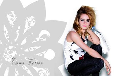 Emma Watson [72] wallpaper