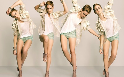 Emma Watson [12] wallpaper