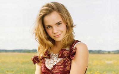 Emma Watson [27] wallpaper