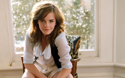 Emma Watson [17] wallpaper