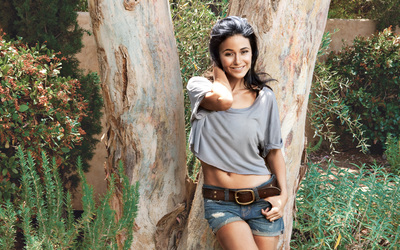 Emmanuelle Chriqui [2] wallpaper
