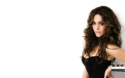 Emmy Rossum [6] wallpaper