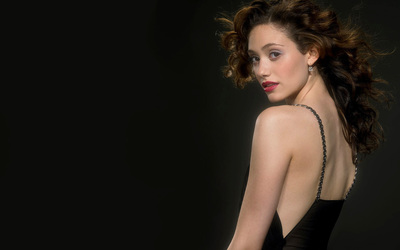 Emmy Rossum [9] wallpaper