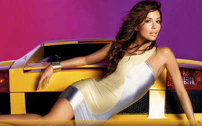 Eva Longoria [5] wallpaper