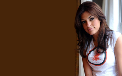 Eva Mendes [4] wallpaper