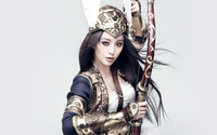 Fan Bingbing [6] wallpaper 1920x1200 jpg