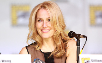 Gillian Anderson [3] wallpaper