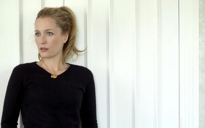 Gillian Anderson [4] wallpaper