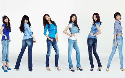 Girls' Generation [11] wallpaper