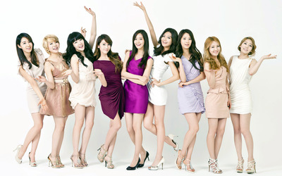 Girls' Generation [6] wallpaper