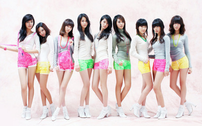 Girls' Generation [8] wallpaper