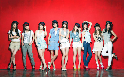 Girls' Generation [14] wallpaper