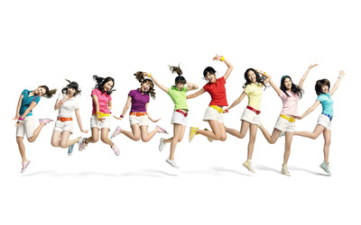 Girls' Generation [16] wallpaper