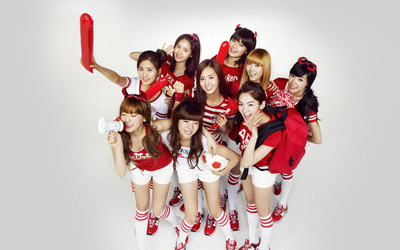 Girls' Generation [21] wallpaper